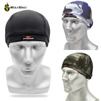 Cycling Skull Caps MTB Bicycle Windstopper Under Helmet Liner Cap Hat Quick Dry