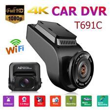 "T691C 2"" 4K HD 2160P/1080P WIFI Dual Lens Car Dash Cam Video Recorder DVR cámara"