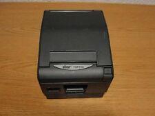 Star TSP700 TSP 700 TSP743C Thermal POS Receipt Ticket Printer Black Parallel
