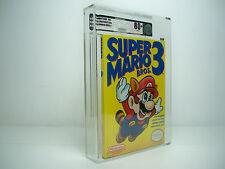 R0500513 SUPER MARIO 3 VGA 80 CIB NES NINTENDO 100% COMPLETE