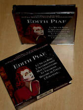 EDITH PIAF 2 CD GOLD COLLECTION LA VIE EN ROSE LE VAGAB