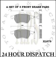 SHARAN VENTO VR6 MK1 1.8 1.9 D 2.0 2.8 FRONT BRAKE PADS