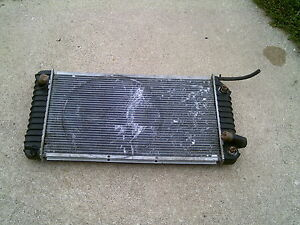 94 95 Beretta Corsica 3.1L Automatic Radiator / ONLY FITS AUTOMATIC TRANSMISSION