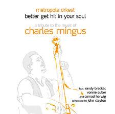 CD Metropol Orkest feat RANDY BRECKER Better Get Git In Your Soul  2CDs