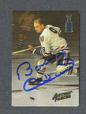 Bobby Hull signed Blackhawks 1992 Action Packed