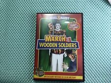 Laurel & Hardy March of the Wooden Soldiers DVD B&W 1934/Color 2006 💥Freeship💥