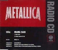 Metallica – Mama Said [ CD Single Promo N.Mint Heavy Metal 1996 ]