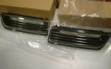 MAZDA OEM GENUINE FRONT BUMPER LIGHT FLASH TO PASS LENSES SET FOR 86-91 RX7 RX-7