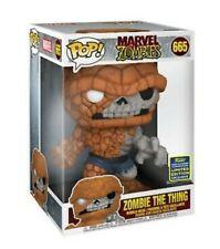 "Marvel Zombies - Zombie The Thing 10"" Pop Vinyl Figure Funko 665"