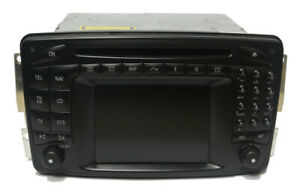 MERCEDES Comand APS 2.0 W203 W209 W203 Coupe C, CLK Navigation GPS A2038209189