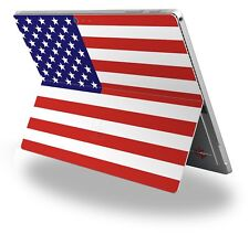 Decal Skin for Surface Pro 4 USA American Flag 01