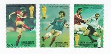 Union Island - St.Vincent  Football World Cup Mexico 1986 World Cup $2.50 $3 $6
