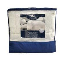 Pacific Coast AllerRest Medium Weight Bed Bug Proof Down Twin Comforter White