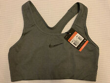 NIKE Swoosh Medium Support Sports Bra 842398 091 Large Size