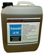 Schneidöl Hochleistungs Kühlschmierstoff 5 Liter LS 90