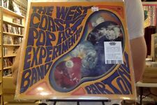 The West Coast Pop Art Experimental Band Part One LP sealed vinyl RE mono