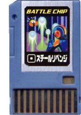 Capcom Mega Man Japanese PET Steal Revenge Battle Chip #118