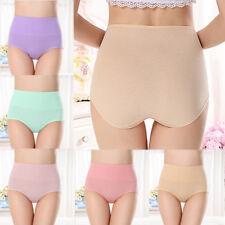 Breathable Cotton Women Boxers Shorts Briefs Knickers Ladies Underwear Panties