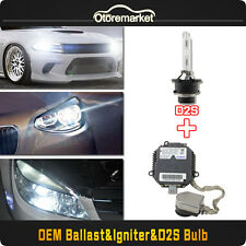 OEM 2004-2013 Subaru Impreza WRX STi Xenon Headlight Ballast Igniter D2S Bulb