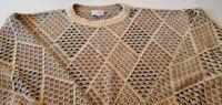 Vintage Men's Neiman Marcus Pullover Sweater - Large Coogi like N33