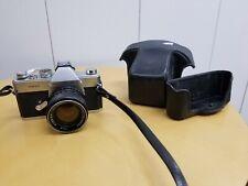 Vintage VTG  Mamiya Sekor 1000 DTL 35mm Film Camera W/ 55mm 1:1.4 Lens