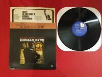 Donald Byrd – I'm Tryin' To Get Home – Brass With Voices - Blue Note – BST-8418