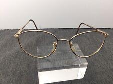 a7afc8eeb7e liz claiborne Authentic LC-80 Tor 140 55 18 Round Flex Hinge Eyeglasses W90