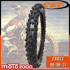 PNEUMATICO COPERTONE ANTERIORE 90/90-21 CST CM723 MOTO CROSS ENDURO OFF ROAD