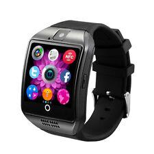 Für Android IOS Smartphone Q18 Smartwatch Bluetooth Armband Uhr Handy Mit Kamera