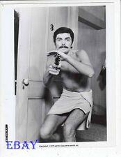 Richard Benjamin barechested cowboy VINTAGE Photo Westworld of gay interest