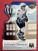 2006-07 Upper Deck Hardware Heroes #HH2 Alex Ovechkin Washington Capitals 2nd YR