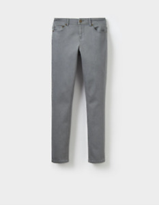JOULES Monroe Skinny Jeans Washed Grey Sz 8 10 12 16 18 20 RP£59.95 FreeUKP&P