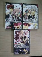 Kiss of the Rose Princess 1-3, Lot of 3 Shojo Manga, English, 13+, Aya Shouoto