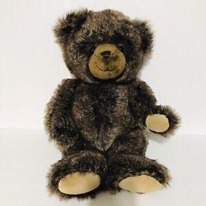 Hug Fun International Teddy Bear Dark Brown  18 Inches Stuffed Animal Plush