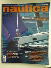 Nautica n.682 anno 2019 Mensile Internazionale di Navigazione Yachts Mare