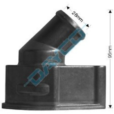 Dayco Thermostat For Daewoo Nubira X20SE May 1998-May 2003