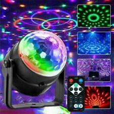 Diskokugel Disco Lichteffekte RGB Stage Partylicht Magic Ball mit Fernbedienung