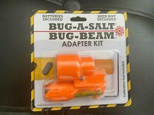 Authentic BUG-A-SALT BUG-BEAM LASER ADAPTER KIT, NEW unopened