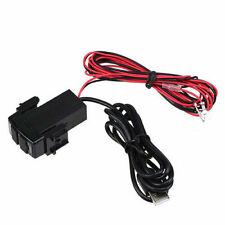 5V Auto Car Charging Port Dual USB Socket Charger Adapter Fits Nissan Vehicles