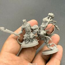 2 heroes 3cm For Dungeons & Dragon D&D Nolzur's Marvelous Miniatures Figure toy