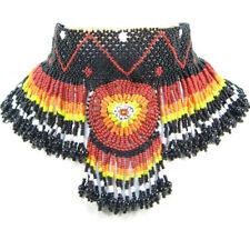 New Ethnic Handmade Beaded Native Style Chunky Choker Fashion Necklace N12/3