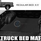 Fit 99-07 Silveradosierra Stepside 6.5 Horizontal Rubber Truck Bed Mat Liner V2