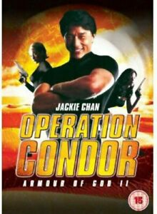 OPERATION CONDOR  ARMOUR OF GOD 2 [DVD][Region 2]