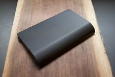 BMW E46 Rear Ash Tray Roller Cover Replacement - Matte Black Edition