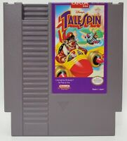 NES Talespin Disney's (Nintendo 1991) EUC Cartridge Only Vintage Capcom USA Game