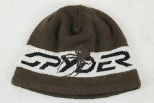 Spyder Adult Hat Beanie Brown One Size