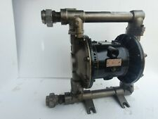 "Graco D74311 Husky 1040 Diaphragm Pump 1"" AODD Pump  Stainless Steel"