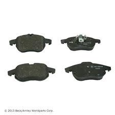 Beck/Arnley 089-1814 Front Original Equipment Brake Pads