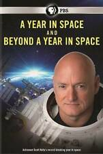 A Year in Space and Beyond a Year in Space (DVD, 2017)