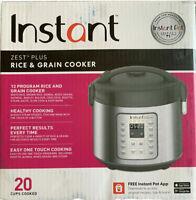 Instant Zest Plus 20 Cup Rice Cooker